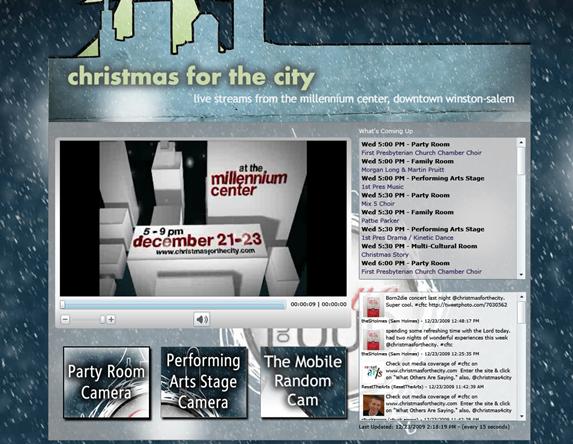 CFTC Streaming Screenshot